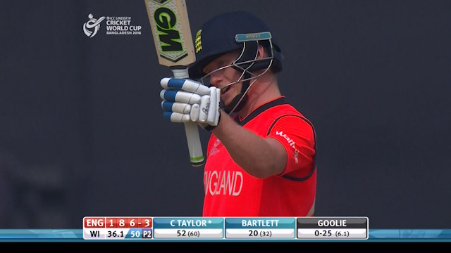 England Innings Highlights v West Indies