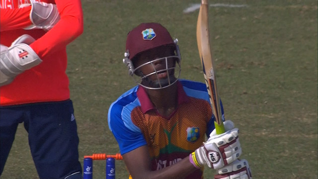 West Indies Innings Super Shots – ENG v WI