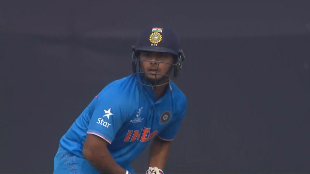 Pant Innings – IND v NZ