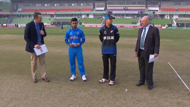 Toss, Pitch Report – IND v NZ