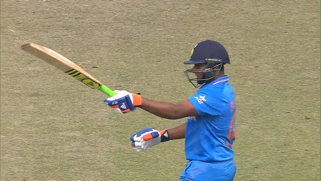 Match highlights – IND v NZ
