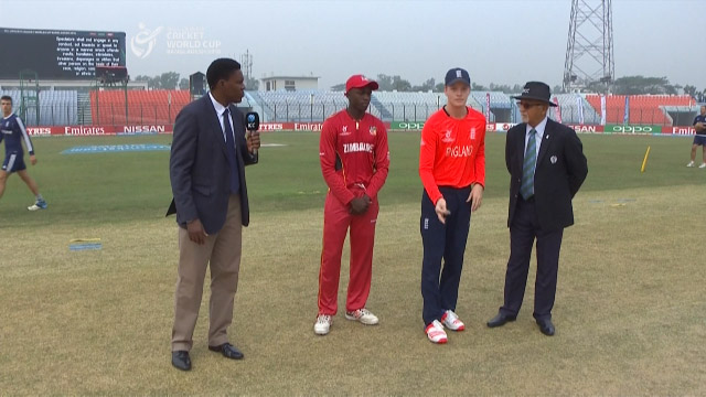 Toss, Pitch Report – ENG v ZIM
