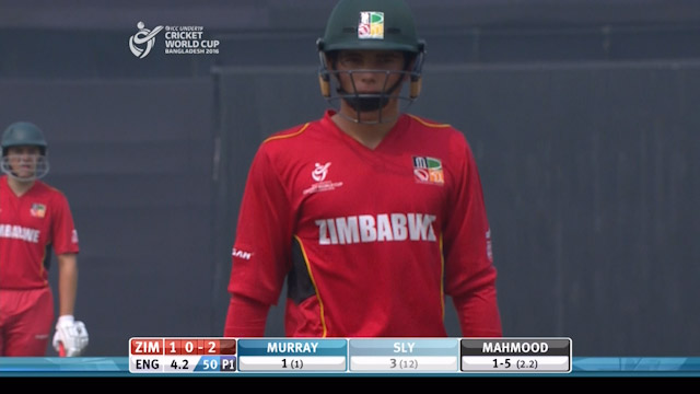Sly Wicket – ENG v ZIM