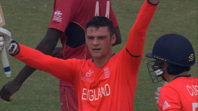 England Innings Highlights v Zimbabwe