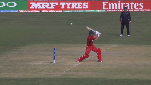 Zimbabwe Innings Super Shots – ENG v ZIM