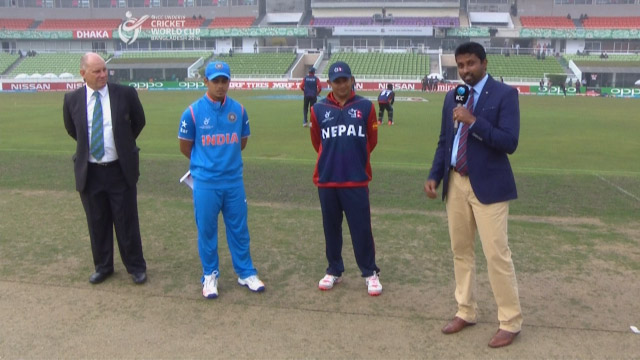 Toss, Pitch Report – IND v NEP