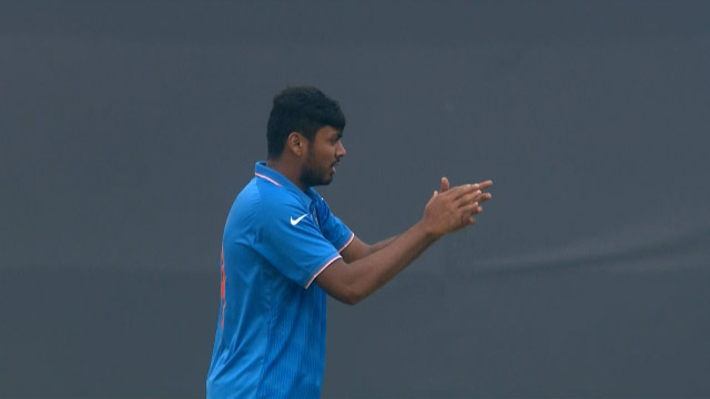 Nepal Innings Wickets – IND v NEP