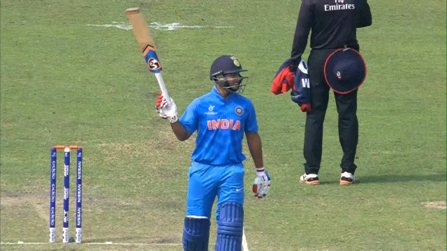 Match highlights – IND v NEP