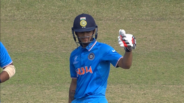 India Innings Highlights v Nepal