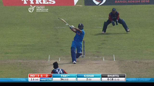 India Innings Super Shots – IND v NEP