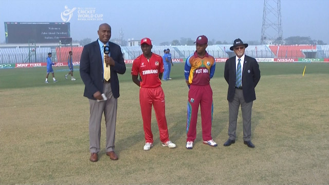 Toss, Pitch Report – WI v ZIM