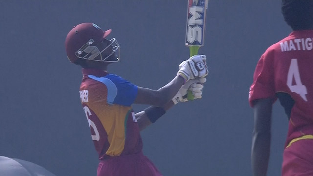 West Indies Innings Super Shots – WI v ZIM