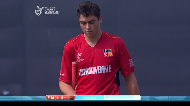 Murray Wicket – WI v ZIM