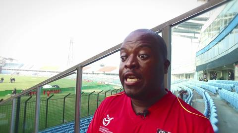 Stephen Mangongo interview after West Indies defeat