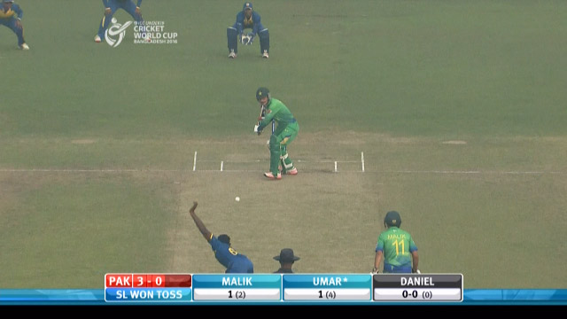 Pakistan Innings Super Shots – PAK v SL