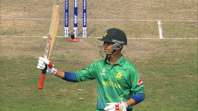 Pakistan tops Group B after beating Sri Lanka