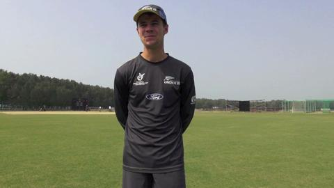 New Zealand Captain Josh Finnie interview