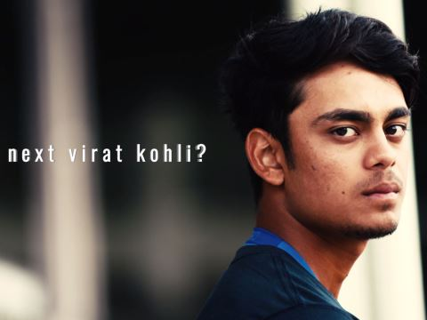 #FutureStars Ishan Kishan, India