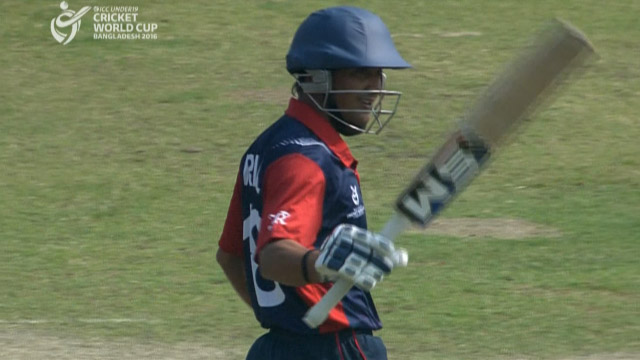 Nepal Innings Highlights v Bangladesh