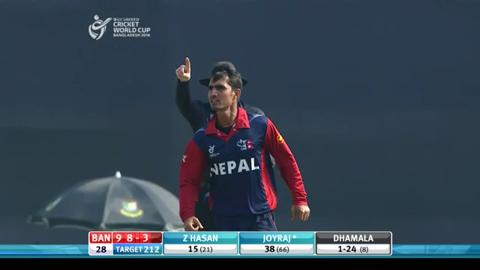 Bangladesh Innings Highlights v Nepal