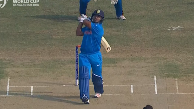 India Innings Super Shots – IND v NAM