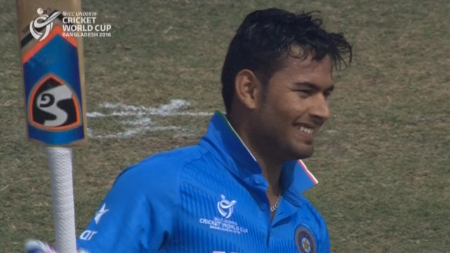 Match highlights – IND v NAM