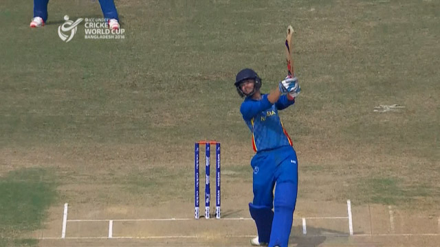 Namibia Innings Highlights v India