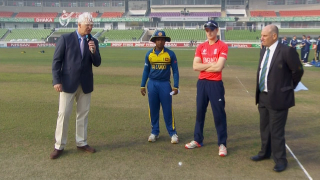 Toss, Pitch Report – ENG v SL