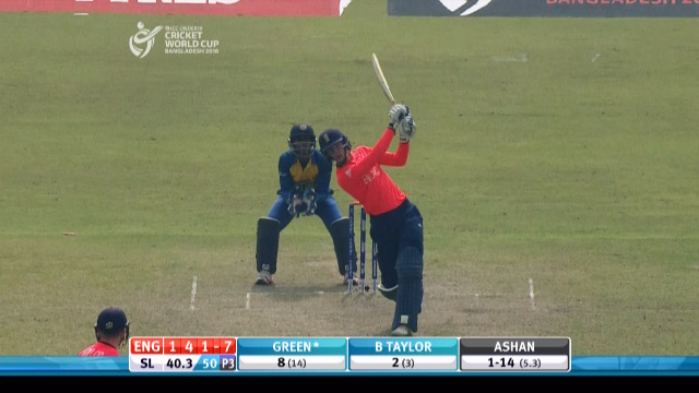 England Innings Highlights v Sri Lanka