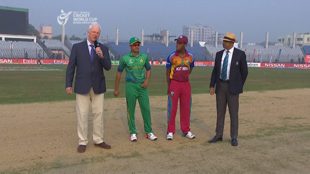 Toss, Pitch Report – PAK v WI