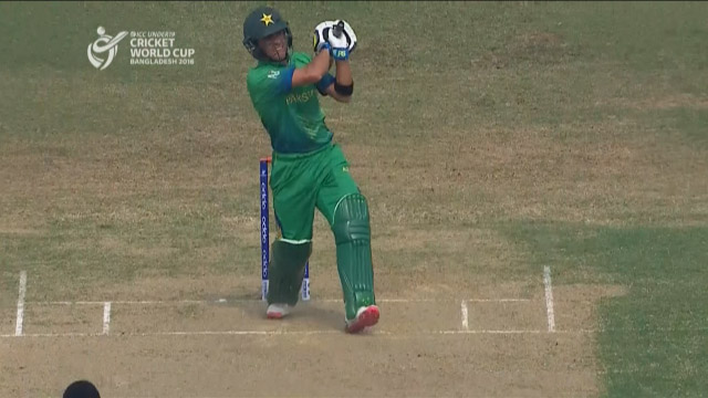 Pakistan Innings Super Shots – PAK v WI
