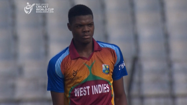Joseph and Holder: West Indies' next-gen pace threats