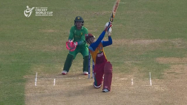 West Indies Innings Super Shots – PAK v WI