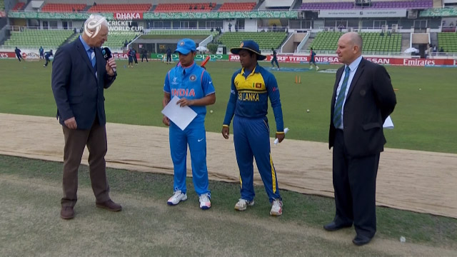 Toss, Pitch Report – IND v SL