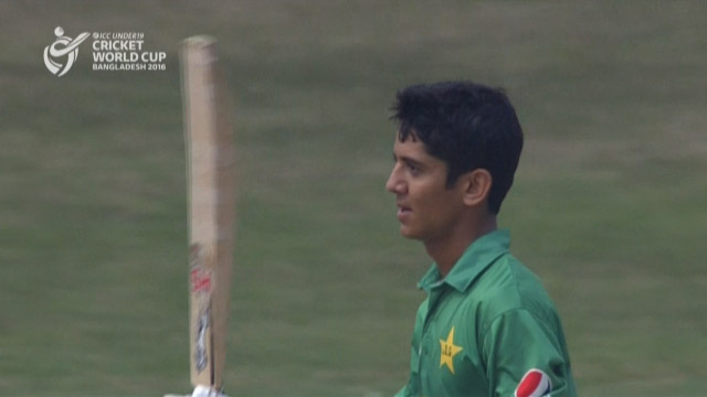 Match highlights – PAK v NEP