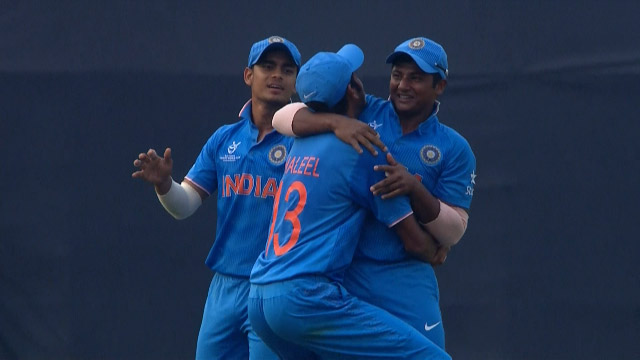 Anmolpreet muscles India U19 into final - Cricket News