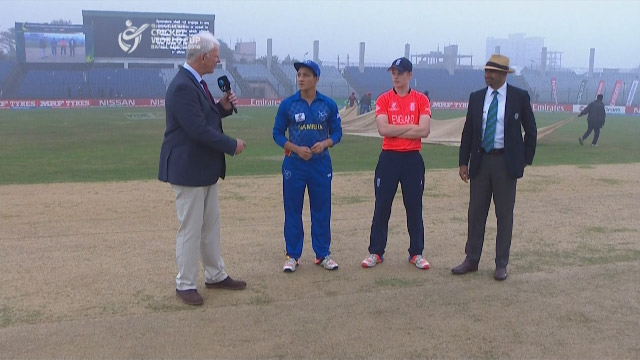 Toss, Pitch Report – ENG v NAM