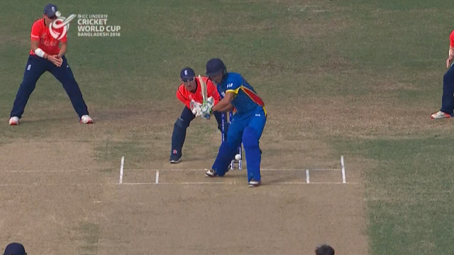 Namibia Innings Highlights v England