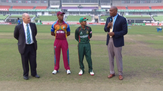 Toss, Pitch Report – BAN v WI