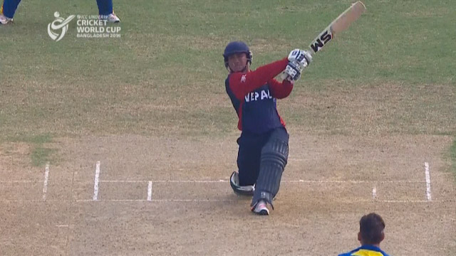 Nepal Innings Highlights v Namibia