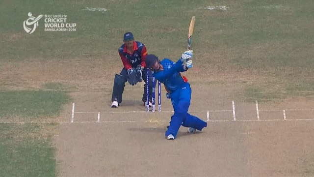 Nepal Innings Super Shots – NAM v NEP