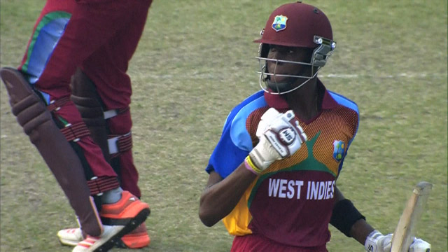 West Indies Innings Super Shots – BAN v WI