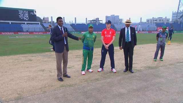 Toss, Pitch Report – PAK v ENG