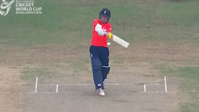 England innings Highlights – PAK v ENG