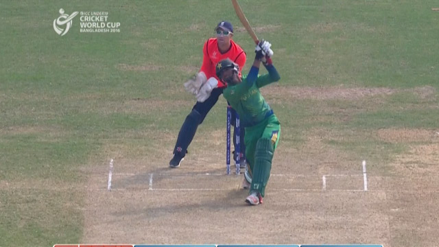 Pakistan innings Highlights – PAK v ENG