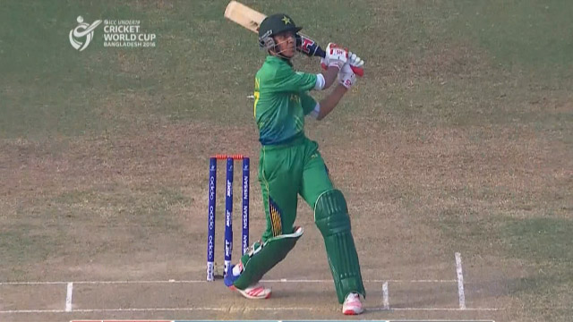Pakistan Innings Super Shots – PAK v ENG