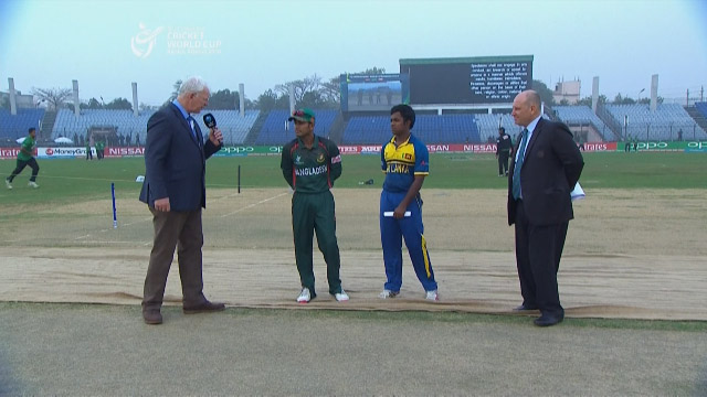 Toss, Pitch Report – BAN v SL