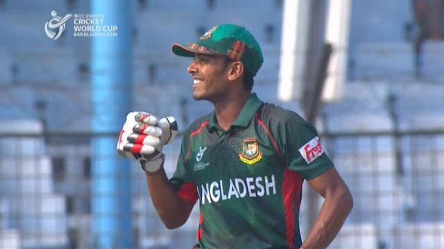 Bangladesh innings Highlights – BAN v SL