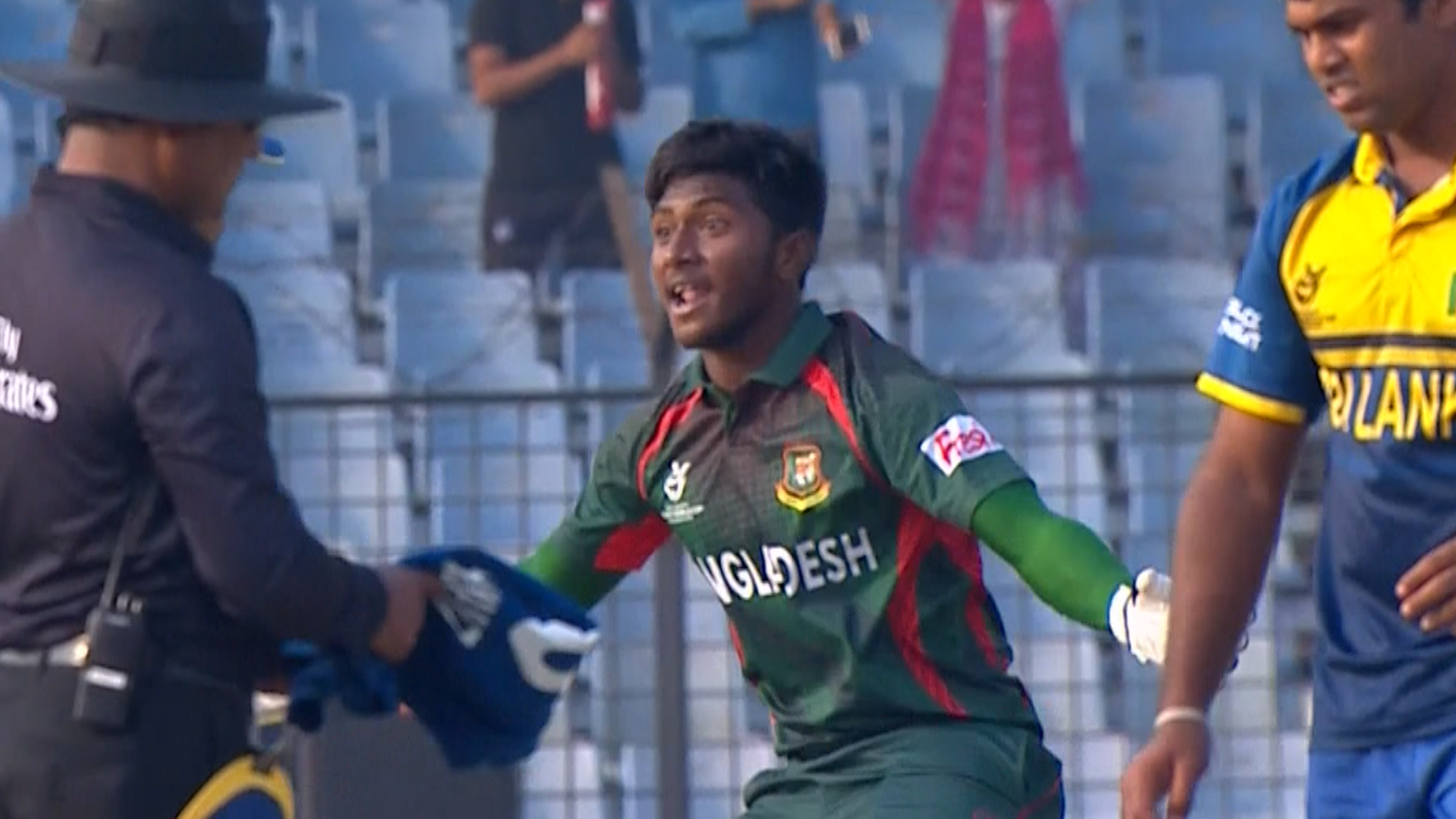 ​Jaker Ali steers chase as Bangladesh claims third place - Cricket News