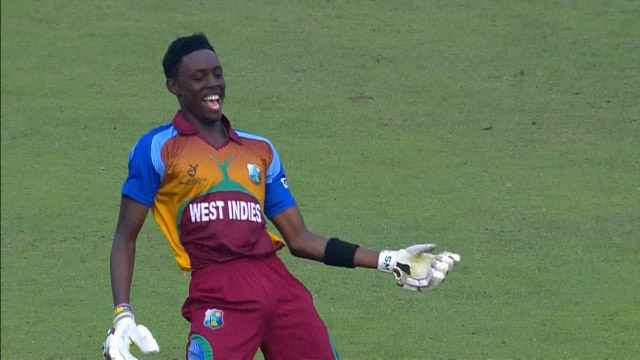 West Indies stars do the'Springer'